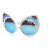 Sunglasses Women & #039;S Classic/Retro/Vintage/Sports Cat-Eye Sunglasses Full-Rim