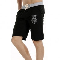 Men & #039;S Casual/Sport Print Comfortable Beach Shorts Shorts Pants (Cotton)