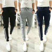 Low price selling men's casual pants sports harem pants feet long pants Wei pants men