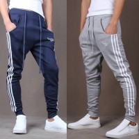Promotional hot spring new models male Shi Halun pants trousers pants casual pants pants