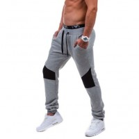 Low price selling hot selling low price sales stitching design casual fashion pants