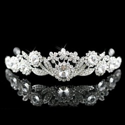 Women & #039;S Alloy Headpiece- Wedding/Special Occasion Tiaras