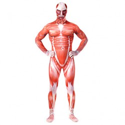 Attack On Titan & Quot;Colossus Titan & Quot; Unisex Full Body Zentai