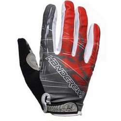 Authentic Men & #039;S Cycling Gloves Full Finger Professional Gel Bicycle Cycling Gloves