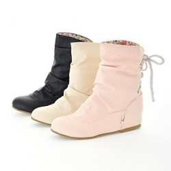 Women & #039;S Flat Heel Ankle Boots (More Colors)