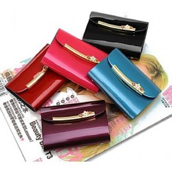 Unisex & #039;S PU Professioanl Use Card & Id Holder- More Colors Available
