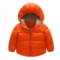 Babys New Cotton Padded Jacket Outerwear