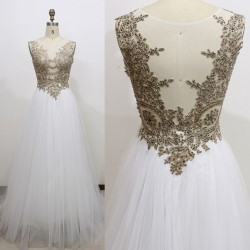 2015 wedding dress new summer shoulder seam drilling hot sexy bride toast clothing long paragraph trailing gown