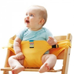 Baby Dining Portable Feeding Chair Harness Safety Belt Seat Baby Accessories