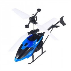 RC Helicopter Radio Remote Control &Mini Induction Smart Helicopter