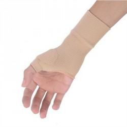 Women's Wrist Hand Support Gloves Elastic Wrap Pain Relief Gloves