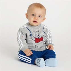 2017 Autumn Baby Boy Girl Clothes Long Sleeve Top + Pants 2Pcs Sport Suit Carters Baby Clothing Set New Born Infant Clothing Bebe