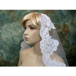 Bridal accessories married Elliot Balei Si essential accessories lace veil popular new style of upscale veil