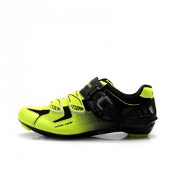 New listing popular road bike shoe line of professional road cycling shoes
