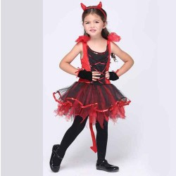 Childrens Halloween costume festival performance clothing suits the European and US markets childrens costumes dance costume cosplay
