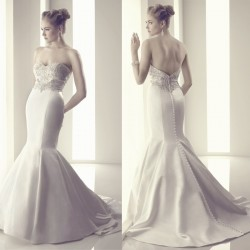 Discount Color can be customized wedding dress high fashion new style handmade Color can be customized bride fashion wedding