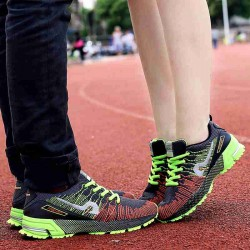 Fast shipping couple shoes fashion sneakers fly woven velvet warm men's casual shoes ladies' shoes