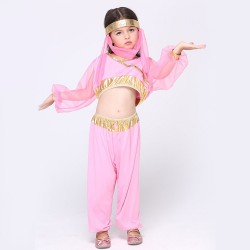 Kids New Years Day performance clothing exerciser clothing children dance performance clothing cosplay costume suit