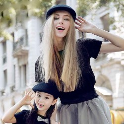 Popular Men Women Universal classic wool cap hat lady material European market and the US market fall and winter hat children hat paternity