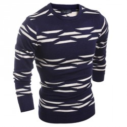 Low price Colorful Autumn new Slim hedging sweater Men