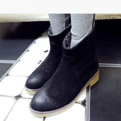 Promotions fast shipping Europe and the single market, the United States, Ms. boots Martin boots boots low cylinder new team style leather ladies boots discount