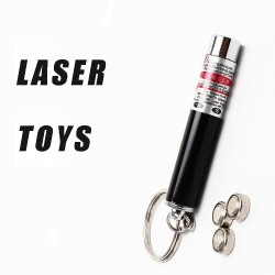 Popular pet supplies cat toys electronic interactive toys funny cat rod laser pointer can be interesting lighting