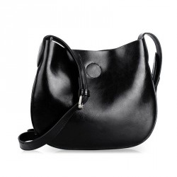 Fast shipping new leather ladies bag special leather shoulder bag lady bag simple fashion