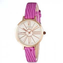 Popular ladies watches quartz Material leather belt fashion watches girl students watch the trend of rapid sales promotion