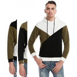 Cozy Hoodies Warm Coats Autumn and Winter Outerwear for Men
