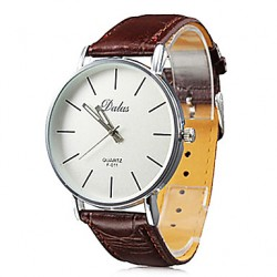 Men & #039;S Watch Dress Watch With Simple Fashionable Design