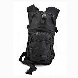 Black Military Tactical Rucksack Shoulder Bag Backpack Edc Every Day Carry