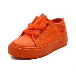 Boys & #039; Shoes Comfort Flat Heel Fashion Sneakers With Lace-Up More Colors Available