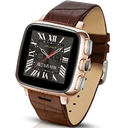 Lincass L800 1.6 & Quot; 3G Android 4.4 Smartphone Sim,Wifi,Gps,5Mp Camera,512Mb/8G Waterproof Retina Cross-Country Watch Phone