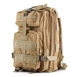 3P Tactical Backpack Travel Camping Riding Hiking Double-Shoulder Ride Mountaineering Woodland Bags
