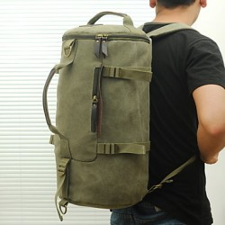 Casual Unisex Canvas Handbag Shoulder Messenger Travel Bag