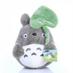Cute soft with lotus leaf Lovely plush toy