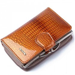 Women's Fashion Large Capacity Wallet Leather Clutch Bags
