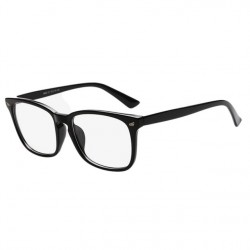 Fashion South Korean Style Big Plain Mirror Vintage Glasses For Men And Women 6 Styles Gs-173