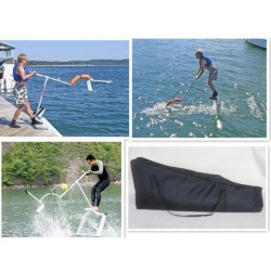 Free Shipping Dropshipping Water Scooter For Adult Water Skipper Cool Sport Fly On The Sea