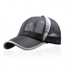 2017 Summer Breathable Mesh Baseball Cap Men Or Women Sport Hats Z-2213