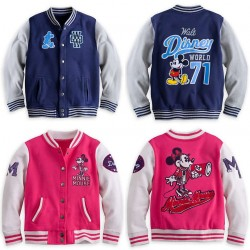 Promotional low price children's clothing, boys and girls cartoon pattern cotton jacket all matching sweater jacket small discount