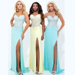 Europe and the United States market new models fashion dress party short style banquet evening dress prom manual