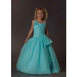 New models in Europe and the United States market, low prices childrens discount wedding customized princess dress sales promotion