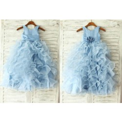Children princess dress Europe and the United States market to marry girls flower girl dresses skirt to support rapid delivery