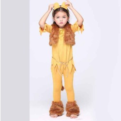 Childrens Halloween costume cosplay costumes dance performance clothing children suit Promotions