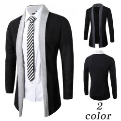 Autumn low price new style mens no button cardigan sweater colorful casual men dress fast delivery