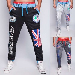 Autumn and winter low price discount new style men's casual pants feet sports and fitness