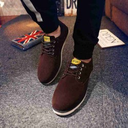 Fast delivery Men's shoes, casual shoes really plush Four Seasons shoes to help low discount promotion