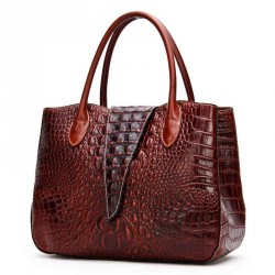 Fast shipping unique leather first layer of leather high-end brand leather ladies bag new handbags pillow