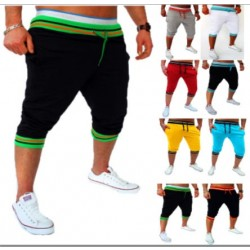 Low price hot selling candy color pants shorts series
